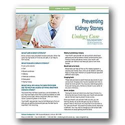 Kidney Stones Prevention