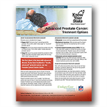 Advanced Prostate Cancer Fact Sheet