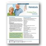 Hematuria Fact Sheet