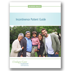 Incontinence Patient Guide