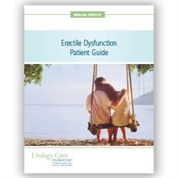 Erectile Dysfunction Patient Guide