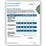 Overactive Bladder Assessment Tool