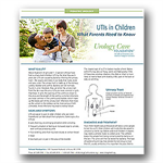 UTIs in Children Fact Sheet